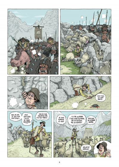 Page 4 Traquemage tome 1