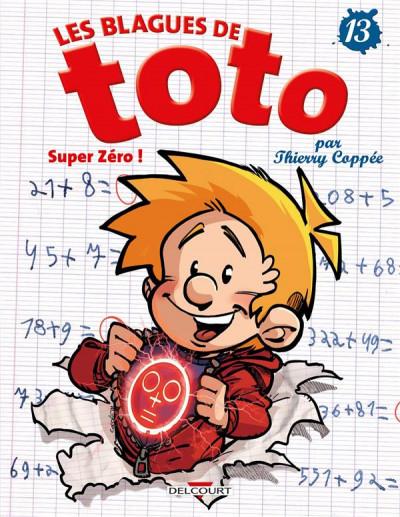 Couverture Les blagues de Toto tome 13