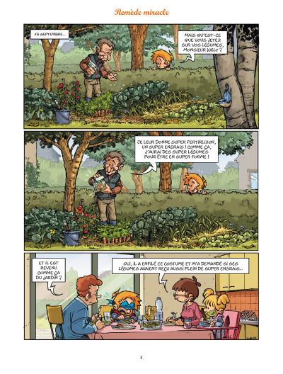 Page 1 Les blagues de Toto tome 13