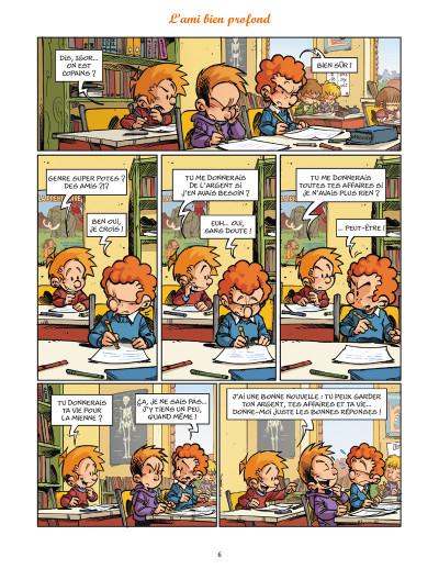 Page 4 Les blagues de Toto tome 13