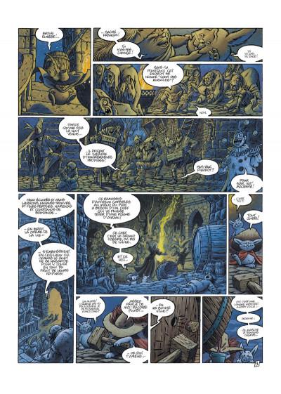 Page 3 De cape et de crocs tome 12