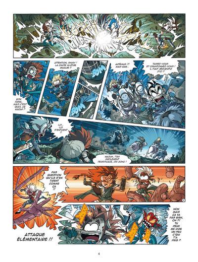 Page 2 Les Légendaires tome 20