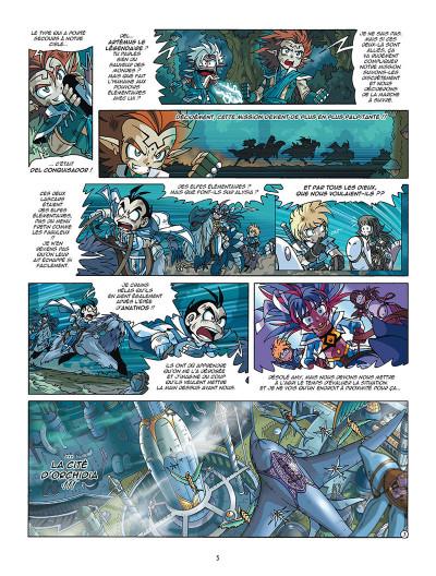 Page 3 Les Légendaires tome 20