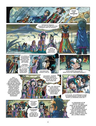 Page 4 Les Légendaires tome 20