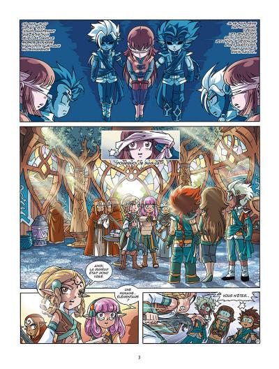 Page 1 Les Légendaires tome 21 - La bataille du néant