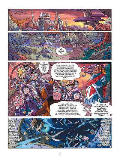 Page 3 Les Légendaires tome 21 - La bataille du néant
