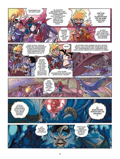 Page 4 Les Légendaires tome 21 - La bataille du néant