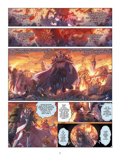 Page 2 Les Légendaires - Origines tome 5