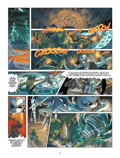 Page 4 Les Légendaires - Origines tome 5