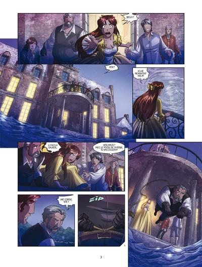 Page 1 La rose écarlate - missions tome 6