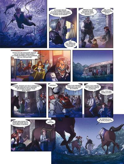Page 2 La rose écarlate - missions tome 6