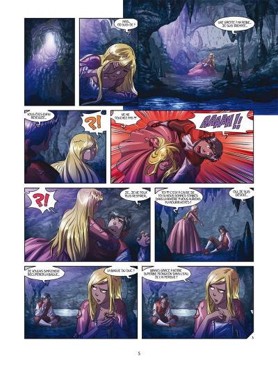 Page 3 La rose écarlate - missions tome 6
