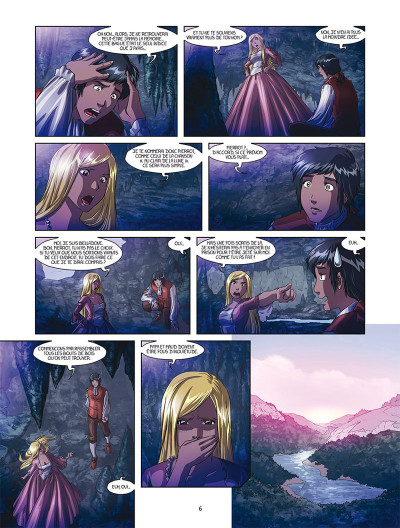 Page 4 La rose écarlate - missions tome 6