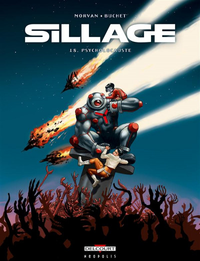 Couverture Sillage tome 18