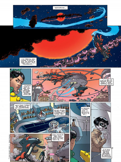 Page 1 Sillage tome 18