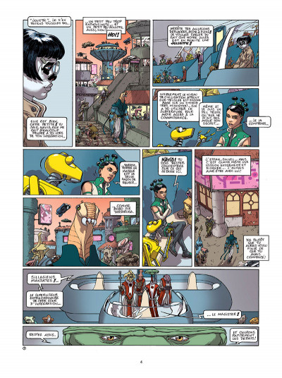 Page 2 Sillage tome 18