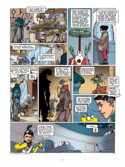 Page 3 Sillage tome 18