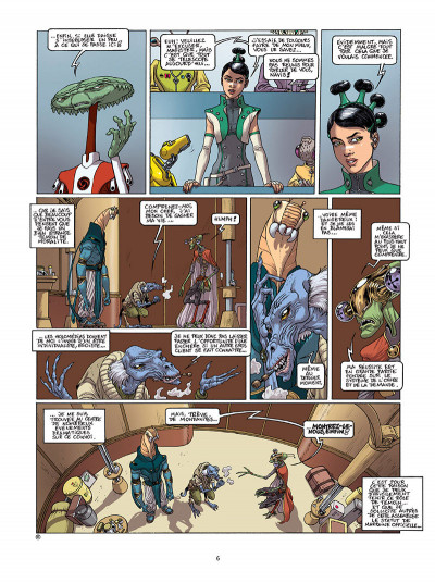 Page 4 Sillage tome 18