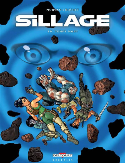 Couverture Sillage tome 19