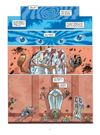 Page 1 Sillage tome 19