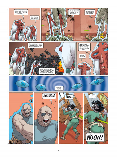 Page 2 Sillage tome 19