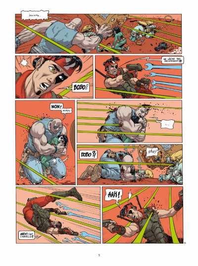 Page 3 Sillage tome 19