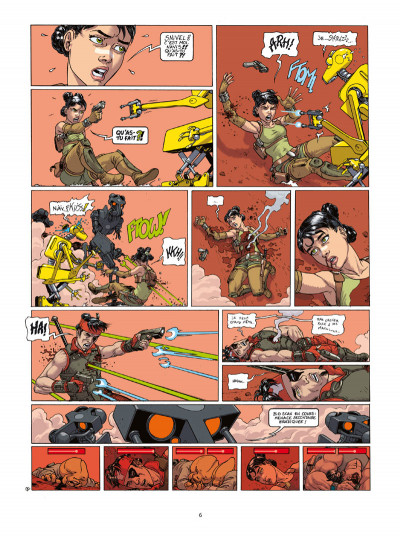 Page 4 Sillage tome 19