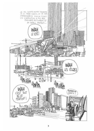 Page 0 Rotterdam - Un séjour à fleur d'eau