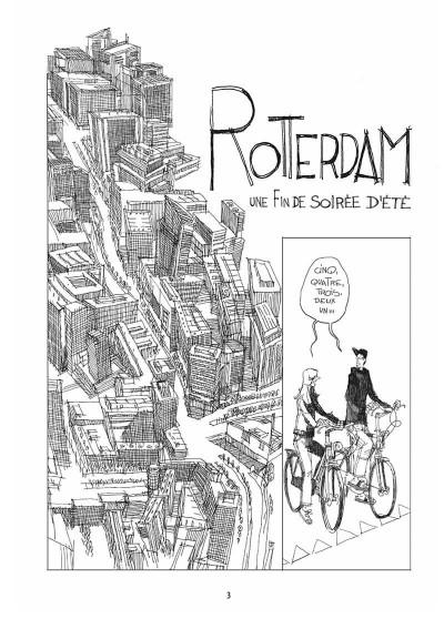 Page 4 Rotterdam - Un séjour à fleur d'eau