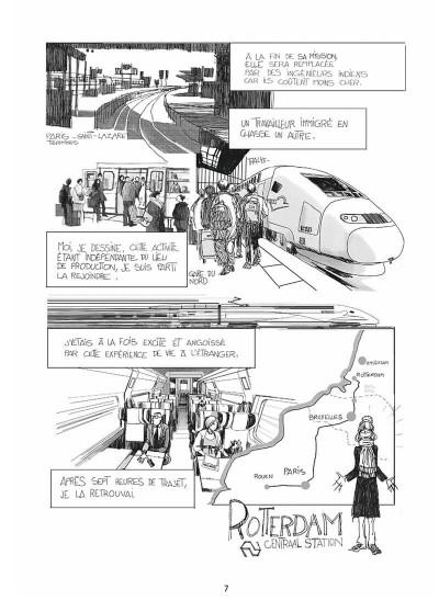 Page 8 Rotterdam - Un séjour à fleur d'eau