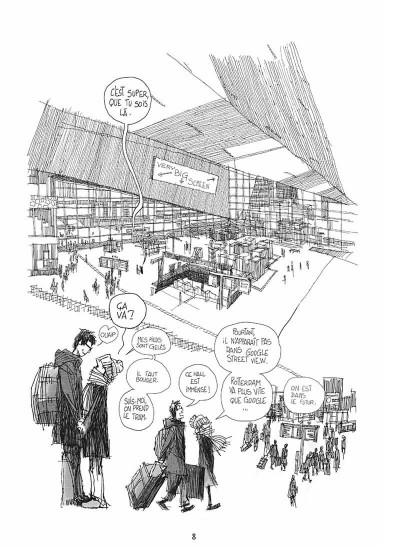Page 9 Rotterdam - Un séjour à fleur d'eau