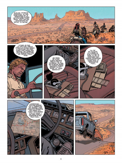 Page 4 Wonderball tome 3