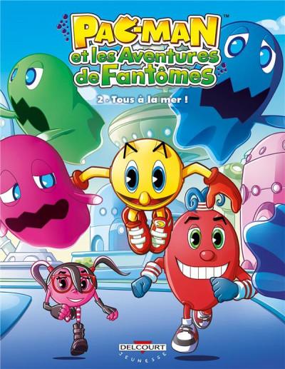 image de Pac-Man et les aventures de fantômes tome 2 - Mission imPaccable