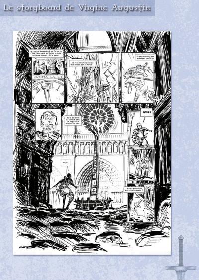 Page 3 Le bourreau tome 1