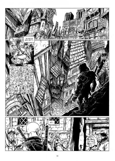 Page 5 Le bourreau tome 1