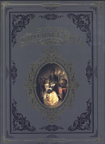 Couverture Les enfants du capitaine Grant, de Jules Verne - intégrale