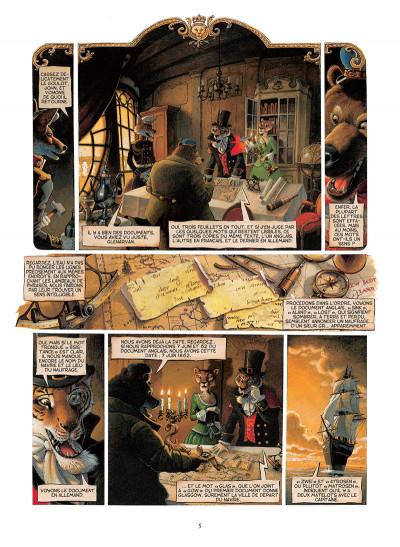 Page 3 Les enfants du capitaine Grant, de Jules Verne - intégrale