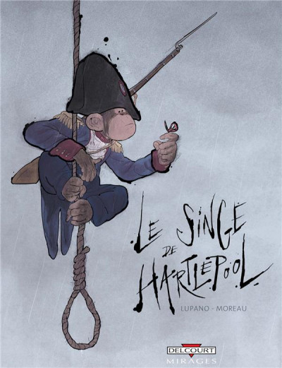image de Le Singe de Hartlepool (édition 2014)