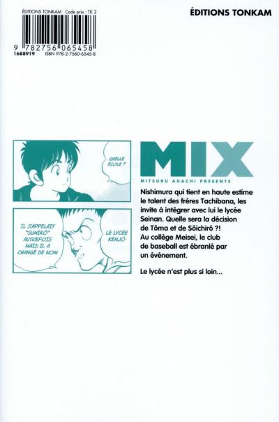 Dos Mix tome 3