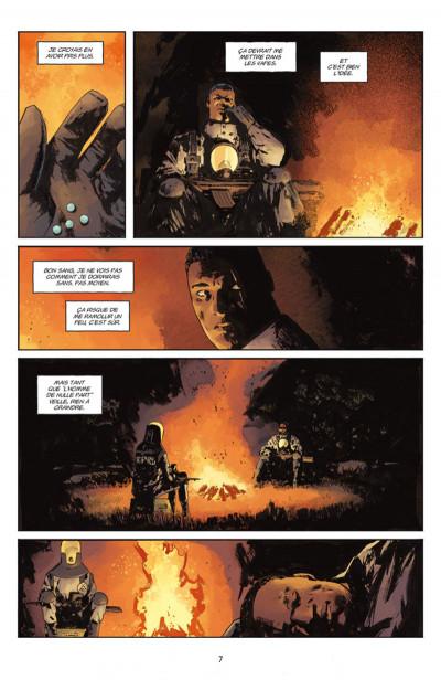 Page 1 B.P.R.D. l'enfer sur Terre tome 4
