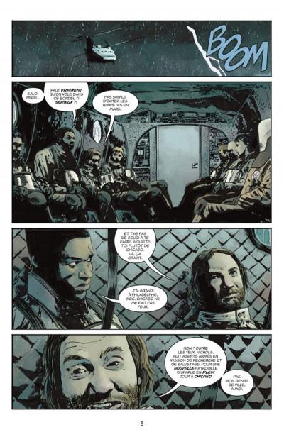 Page 2 B.P.R.D. l'enfer sur Terre tome 4