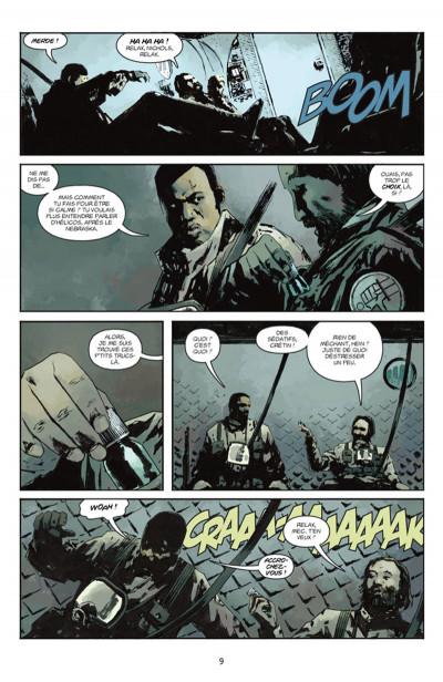 Page 3 B.P.R.D. l'enfer sur Terre tome 4