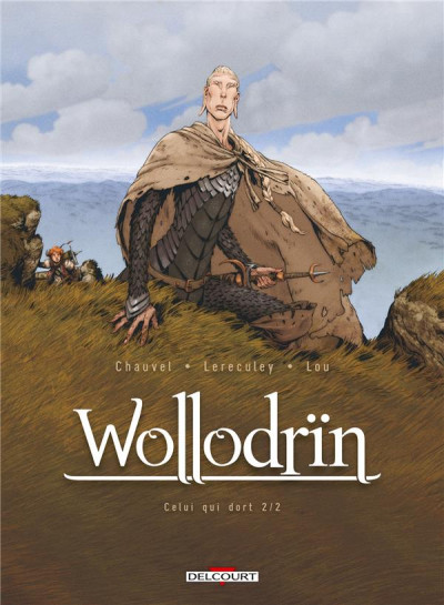 Couverture Wollodrïn tome 6