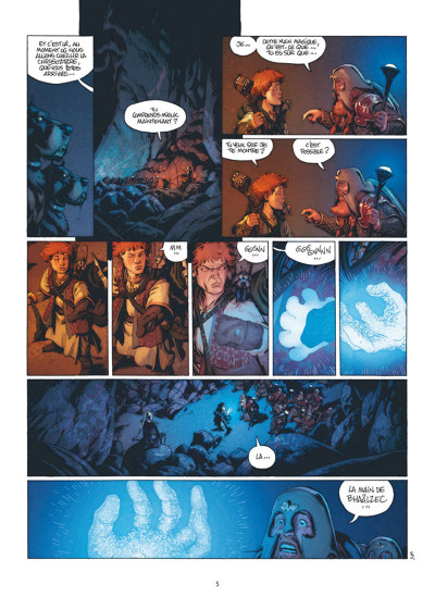 Page 3 Wollodrïn tome 6