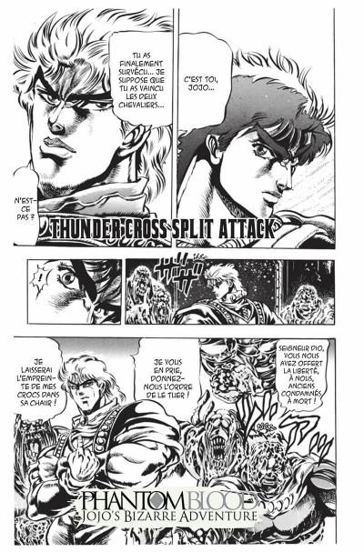 Page 6 Jojo's Bizarre Adventure - Phantom Blood tome 5