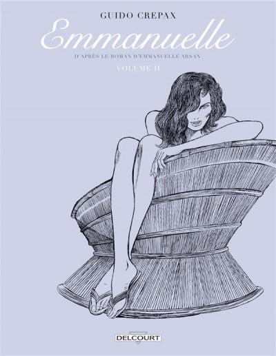 Couverture Emmanuelle tome 2