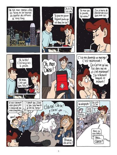 Page 3 Lâchez-moi la traîne !