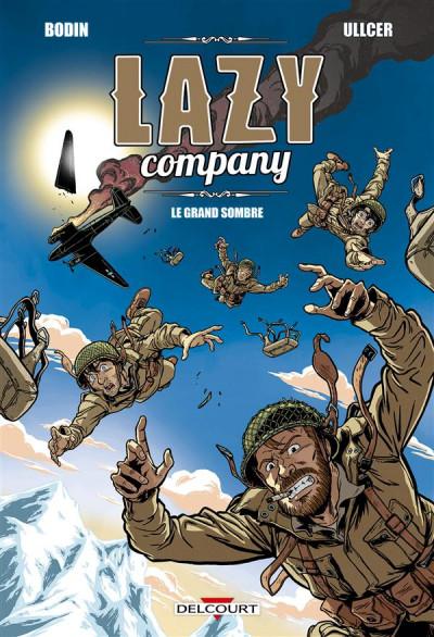 image de Lazy company tome 1 - Le Grand Sombre