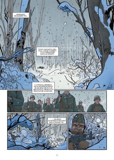 Page 1 Lignes de front tome 10