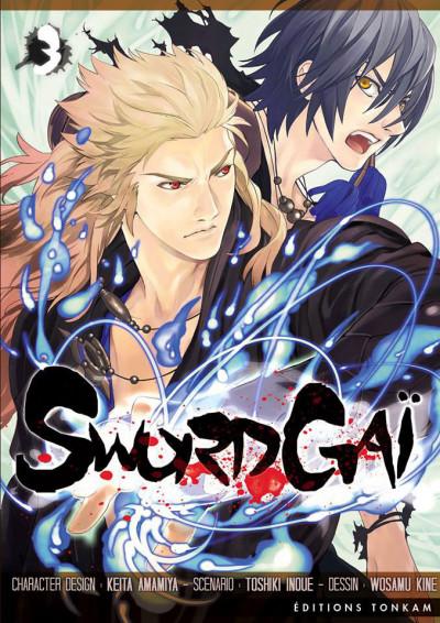 Couverture Swordgaï tome 3